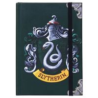 Imagen de Harry Potter Notebook A6 Slytherin