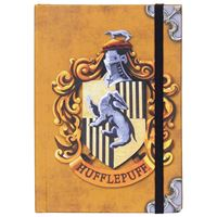 Imagen de Harry Potter Notebook A6 Hufflepuf