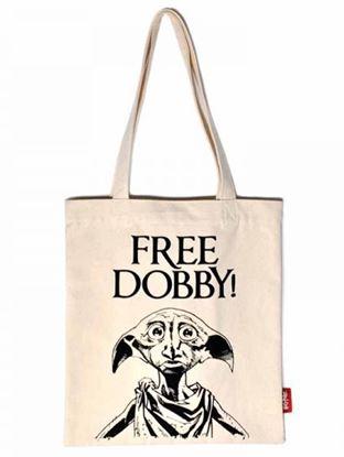 "Imagen de Bolsa ""Free Dobby"" - Harry Potter"