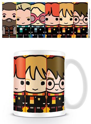 Imagen de Harry Potter Taza Kawaii Witches and Wizards