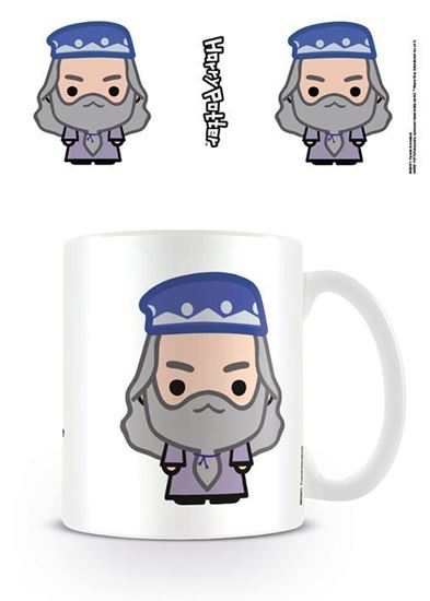 Foto de Harry Potter Taza Kawaii Dumbledore