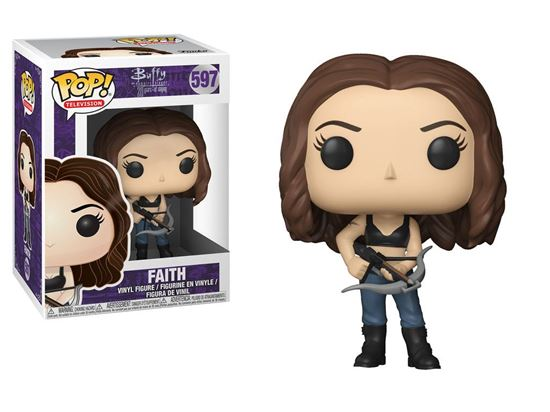 Foto de Buffy POP! Vinyl Figura Faith 9 cm