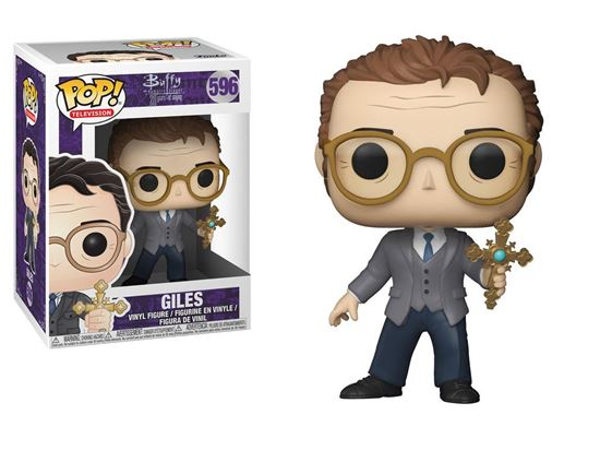 Foto de Buffy POP! Vinyl Figura Giles 9 cm
