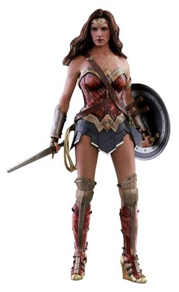 Imagen de Justice League Figura Movie Masterpiece 1/6 Wonder Woman 29 cm