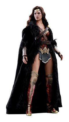 Imagen de Justice League Figura Movie Masterpiece 1/6 Wonder Woman Deluxe Version 29 cm