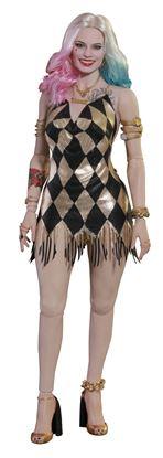 Imagen de Escuadrón Suicida Figura Movie Masterpiece 1/6 Harley Quinn Dancer Dress Version 29 cm