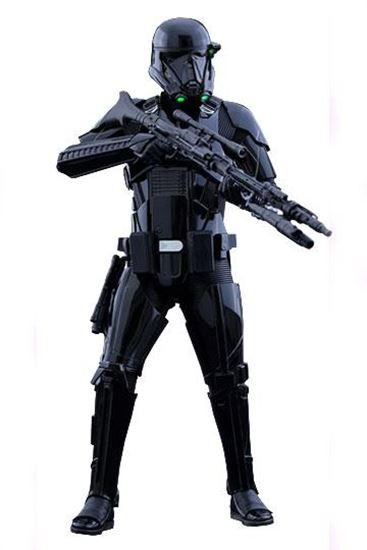 Foto de Star Wars Rogue One Figura Movie Masterpiece 1/6 Death Trooper 32 cm