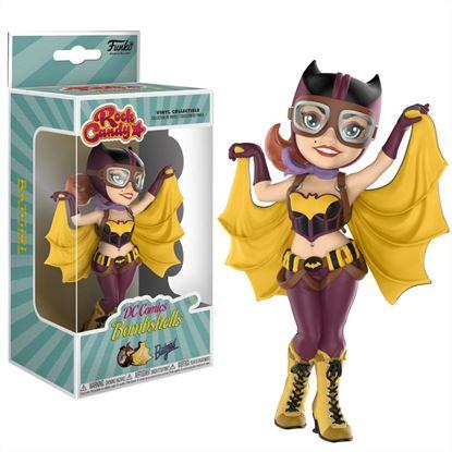 Imagen de DC Comics Bombshells Rock Candy Vinyl Figura Batgirl 13 cm