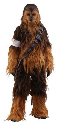 Imagen de Star Wars Episode VII Figura Movie Masterpiece 1/6 Chewbacca 36 cm