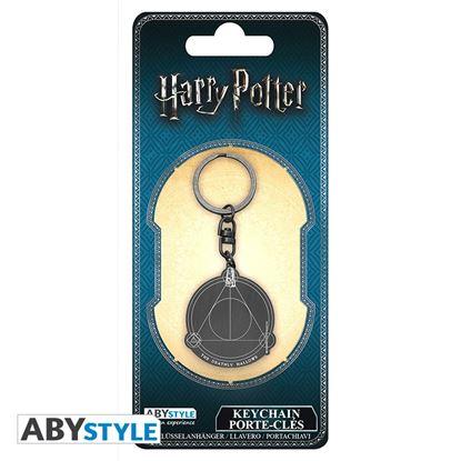 Imagen de Harry Potter Llavero Deathly Hallows