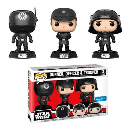 Imagen de FIGURA POP STAR WARS 3 PACK: GUNNER OFFICER TROOPE