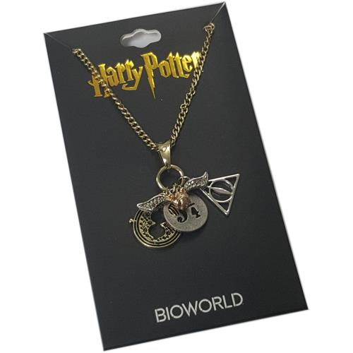 Imagen de Harry Potter Four Charms Necklace