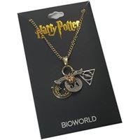 Imagen de Harry Potter Four Charms Necklace