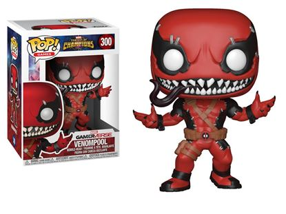 Imagen de Marvel Contest of Champions POP! Games Vinyl Figura Venompool 9 cm