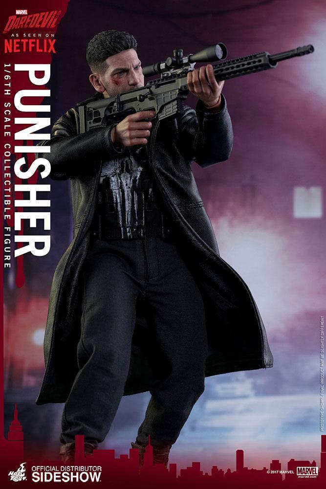 Imagen de Daredevil Figura 1/6 The Punisher 30 cm