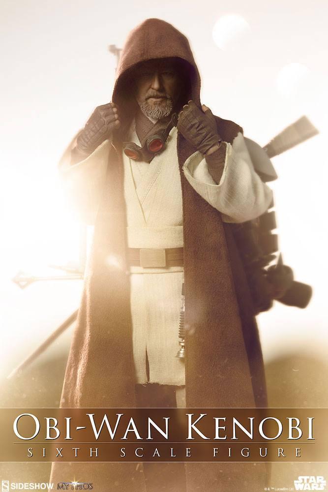 Imagen de Star Wars Figura Mythos 1/6 Obi-Wan Kenobi 30 cm