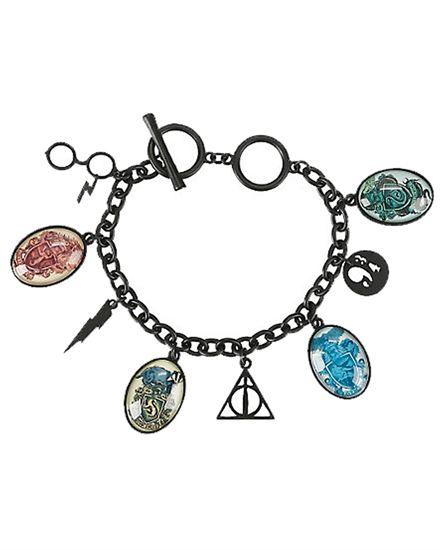 Foto de Harry Potter Pulsera Symbols