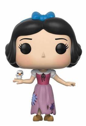 Imagen de Blancanieves y los Siete Enanitos POP! Disney Vinyl Figura Blancanieves (Maid Outfit) 9 cm