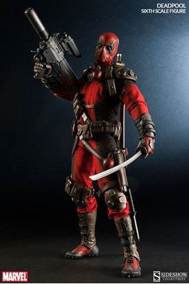 Imagen de Marvel Comics Figura 1/6 Deadpool 30 cm