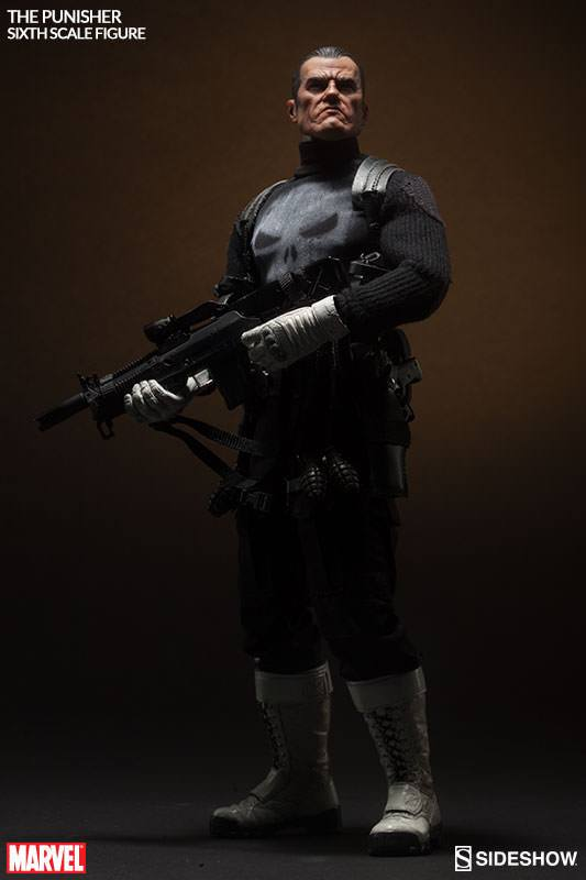 Imagen de Marvel Comics Figura 1/6 The Punisher 30 cm