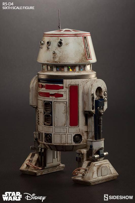 Imagen de Star Wars Figura 1/6 R5-D4 22 cm