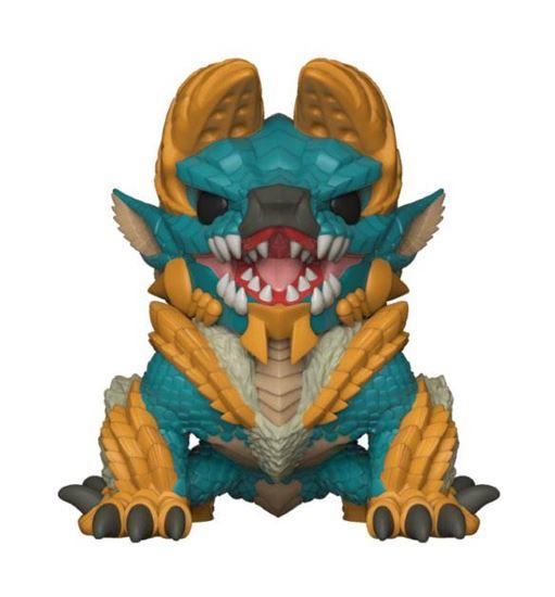 Foto de Monster Hunter Figura POP! Games Vinyl Zinogre 9 cm