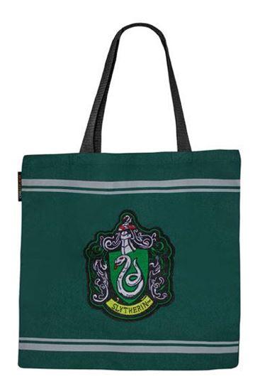Foto de Harry Potter Bolsa Algodón Slytherin