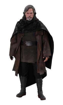 Imagen de Star Wars Episodio VIII Figura Movie Masterpiece 1/6 Luke Skywalker 29 cm