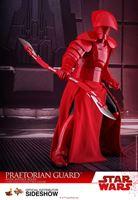 Foto de Star Wars Episode VIII Figura Movie Masterpiece 1/6 Praetorian Guard with Double Blade 30 cm