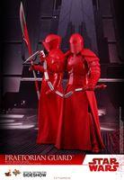 Foto de Star Wars Episode VIII Figura Movie Masterpiece 1/6 Praetorian Guard with Heavy Blade 30 cm