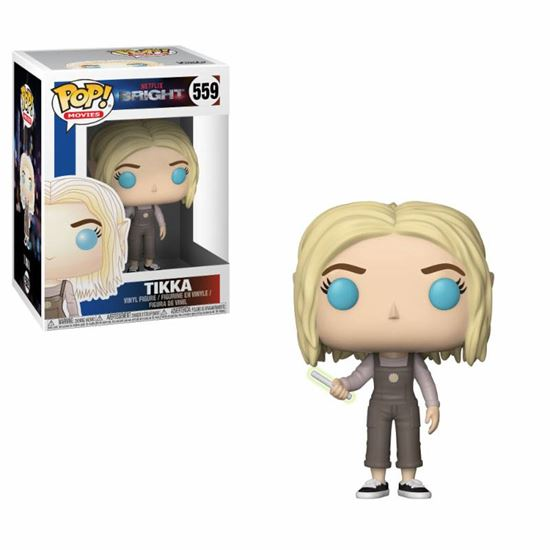 Foto de Bright Figura POP! Movies Vinyl Tikka 9 cm