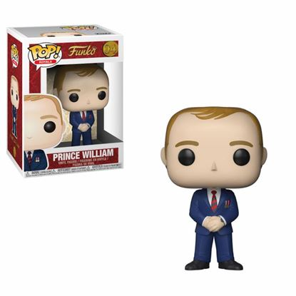 Imagen de Royal Family Figura POP! Vinyl Prince William 9 cm