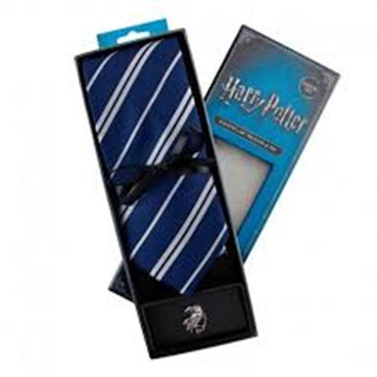 Foto de Harry Potter Set Corbata y Pin Ravenclaw
