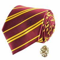 Foto de Harry Potter Set Corbata y Pin Gryffindor