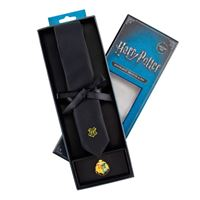 Imagen de Harry Potter Set Corbata y Pin Hogwarts