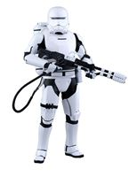 Imagen de Star Wars Episode VII Figura Movie Masterpiece 1/6 First Order Flametrooper 30 cm