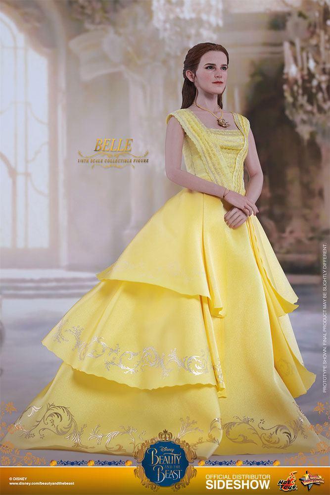 Imagen de La bella y la bestia Figura Movie Masterpiece 1/6 Belle 26 cm