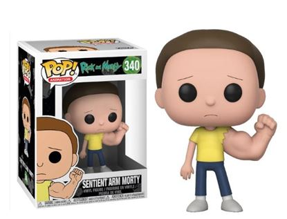 Imagen de Rick y Morty POP! Animation Vinyl Figuren Sentinent Arm Morty 9 cm