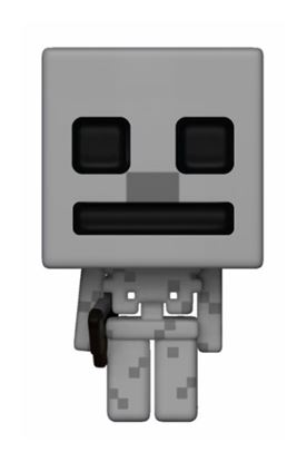 Imagen de Minecraft Figura POP! Games Vinyl Skeleton 9 cm DISPONIBLE APROX:MARZO 2018