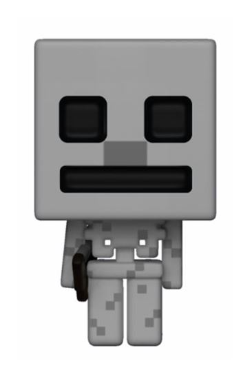 Foto de Minecraft Figura POP! Games Vinyl Skeleton 9 cm DISPONIBLE APROX:MARZO 2018