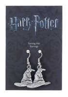 Imagen de Harry Potter Pendientes Sorting Hat