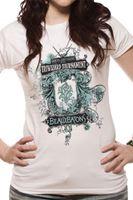 Imagen de Harry Potter Camiseta Chica Beauxbatons Talla M