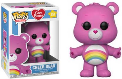 Imagen de Care Bears POP! Animation Vinyl Figuren Cheer Bear 9