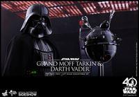 Foto de Star Wars Episode IV Pack de 2 Figuras Movie Masterpiece 1/6 Vader & Tarkin