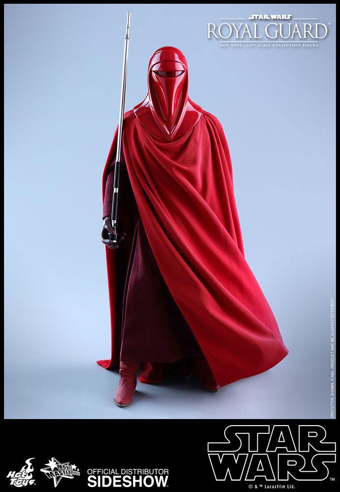 Imagen de Star Wars Episodio VI Figura Movie Masterpiece 1/6 Royal Guard 31 cm