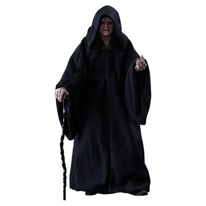 Imagen de Star Wars Episodio VI Figura Movie Masterpiece 1/6 Emperor Palpatine 29 cm