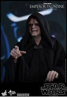 Foto de Star Wars Episodio VI Figura Movie Masterpiece 1/6 Emperor Palpatine 29 cm