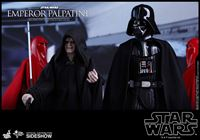 Foto de Star Wars Episodio VI Figura Movie Masterpiece 1/6 Emperor Palpatine 29 cm