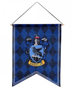 Imagen de Harry Potter Banderín Ravenclaw Ajedrezado