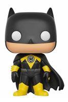 Imagen de DC Comics POP! Heroes Vinyl Figura Yellow Lantern Batman 9 cm